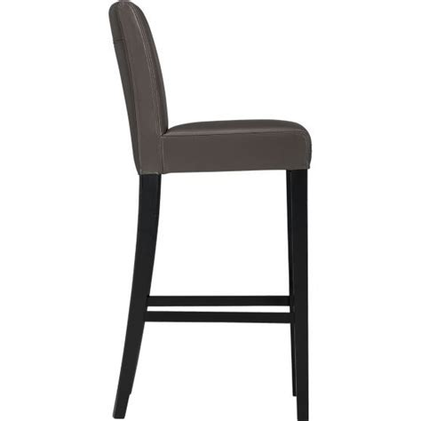 Crate And Barrel Lowe Chair Smoke by 1000 Ideas About Leather Bar Stools On Bar