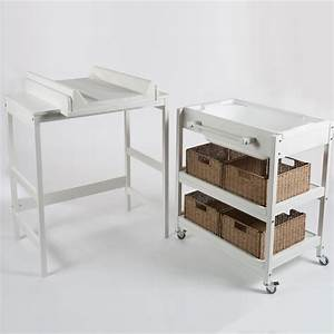 Meuble Table A Langer : quax meuble de bain smart confort blanc table langer quax sur l 39 armoire de b b ~ Dode.kayakingforconservation.com Idées de Décoration