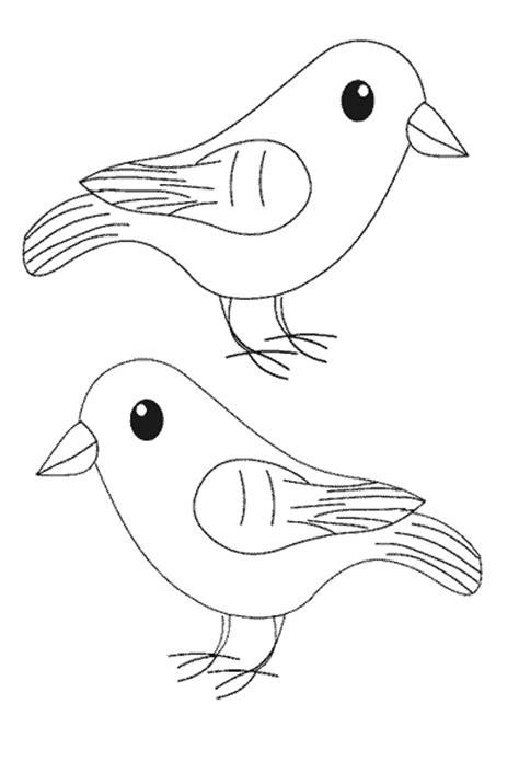 Kleurplaat Vogels In De Winter by Winter Knutselen Vogels