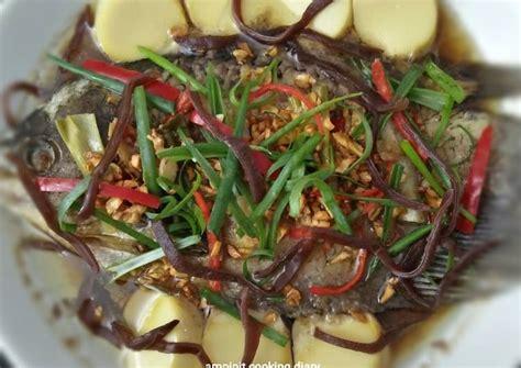 Banyak di antaranya yang telah mengalami kreasi dengan dipadukan masakan khas nusantara. Resep Tim Ikan Gurame Hongkong Style oleh Pitraratri - Cookpad