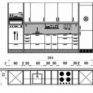 Plan De Cuisine Gratuit : plan cuisine gratuit 20 plans de cuisine de 1 m2 32 m2 ~ Melissatoandfro.com Idées de Décoration
