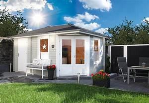 Einfache Holzfenster Für Gartenhaus : 5 eck gartenhaus 453x299cm holzhaus bausatz doppelt r ~ Articles-book.com Haus und Dekorationen