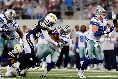 San Diego Chargers V Dallas Cowboys Zimbio