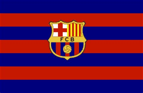 barcelona colors fc barcelona spain