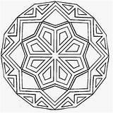 Coloring Prism Circle Pages Drawing Dva Overwatch Mandala Printable Advance Print Via Getdrawings sketch template