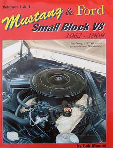 Mustang And Ford Small Block V8 Book 1962
