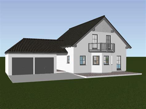 Muster Haus Mit Garage  Die Neuesten Innenarchitekturideen