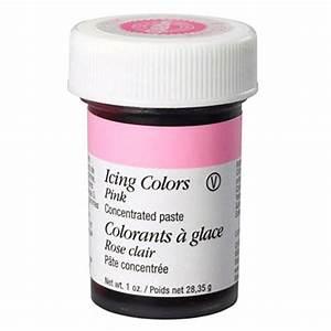 Wilton Pink Food Colouring Paste 28G Hobbycraft