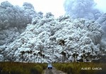 Image result for eruption of mount pinatubo