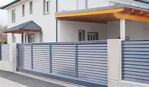 Zäune Und Tore : z une tore aus aluminium olikon zaunbau gmbh ~ Eleganceandgraceweddings.com Haus und Dekorationen
