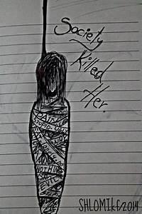 Depressing Tumblr Drawings | www.pixshark.com - Images ...