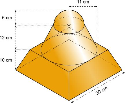 zusammengesetzter koerper  berechnen