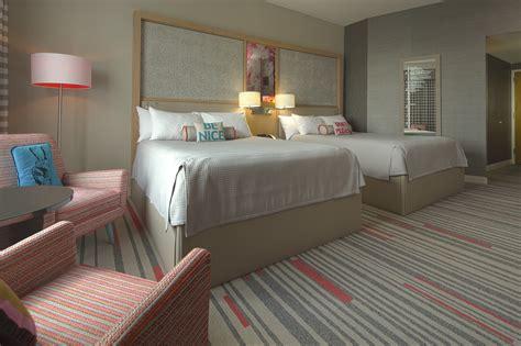 rock hotel at universal orlando debuts stylish new