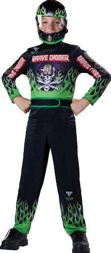 grave digger costume monster truck monster jam grave digger kids costume monster jam