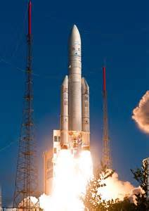 NBN satellite rocket named Sky Muster launches into space ...