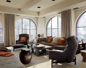 luxury and modern residential interior by new york city With interior design for residential house