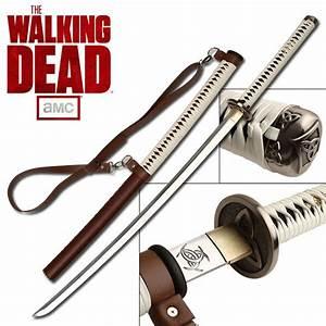 the walking dead handmade michonne sword With michonne letter opener