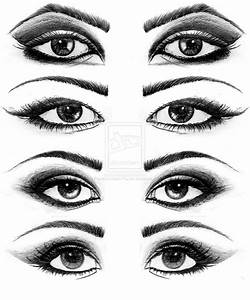 how to draw eyes easy | Drawing Pics