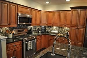 Black Kitchen Backsplash Ideas Kitchen Kitchen Backsplash Ideas Black Granite Countertops Bar Basement Transitional Medium