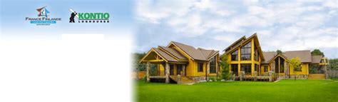 maison en bois finlandaise kontio finlande