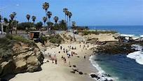 La Jolla Cove Beach, La Jolla, CA - California Beaches