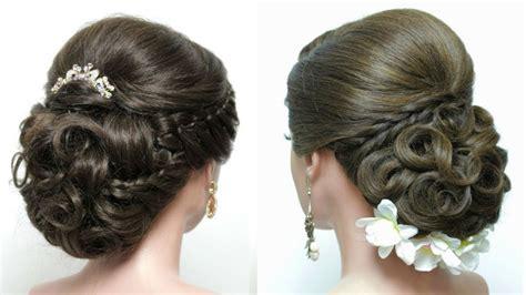 Beautiful Bridal Hairstyles For Long Hair. 2 Wedding Updos