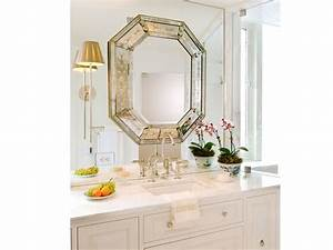 diy bathroom mirror frame framing an existing bathroom With what kind of paint to use on kitchen cabinets for pier 1 mirror wall art