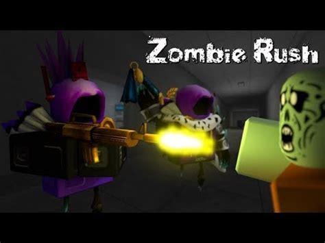 zombie rush op hack gui rushware roblox exploit youtube