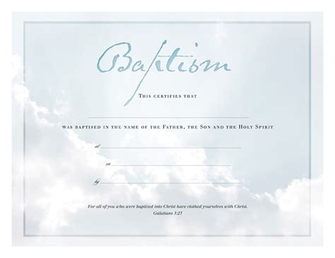 Baptism Certificate Template Free by Search Results For Free Baptism Certificate Template