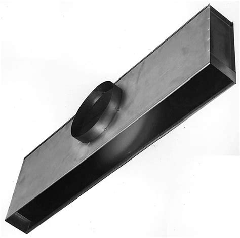 Advanced Air  Linear Slot Diffuser Plenum 5000 Series