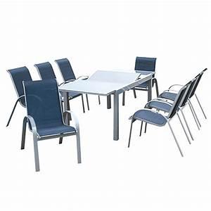 Gartenmöbel Set 5 Teilig Aluminium : gartenessgruppe amalfi 9 teilig aluminium textilene merxx bestellen ~ Bigdaddyawards.com Haus und Dekorationen