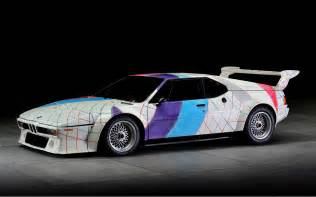 bmw  procar art car  frank stella wallpapers