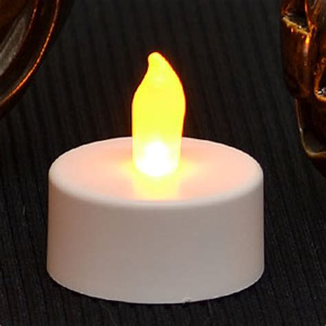 what is a tea light battery powered tealight candles led