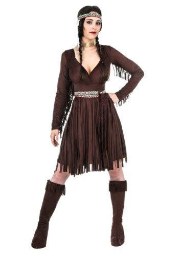 adult womens native american dress costume