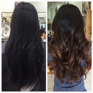 Ombré Hair Marron Caramel : ombr hair marron qi54 jornalagora ~ Farleysfitness.com Idées de Décoration