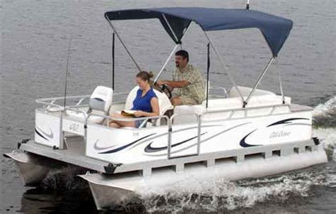 Mini Pontoon Boats For Sale In Iowa by Ohio Pontoon Boats Gillgetter For Sale