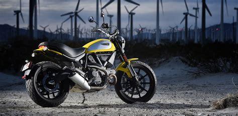 Review Ducati Scrambler Icon by Review 2015 Ducati Scrambler Icon Bike Review