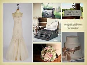 vintage wedding theme the smart bride With vintage wedding theme ideas