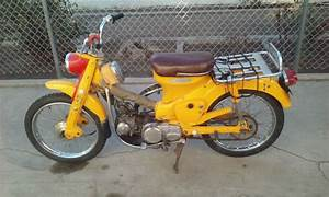 1969 Honda Ct Trail 90 Motorcycle