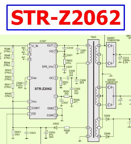 Hp M1005 Power Supply Circuit Diagram