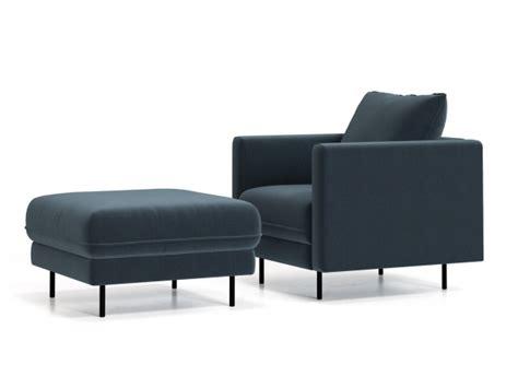 enki armchair ottoman  model ligne roset france