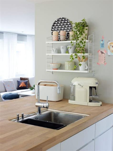 davaus decoration cuisine etagere avec des idées