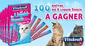 Friandise Pour Chat : gagnez des friandises pour chat avec vitakraft wamiz ~ Melissatoandfro.com Idées de Décoration