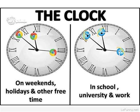 Clock Jokes Funny Clock Puns