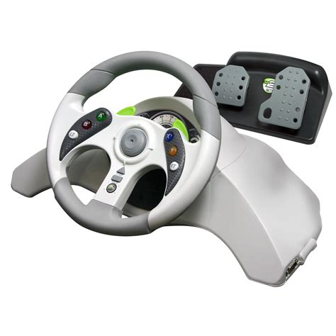 Volante Xbox 360 by Madcatz Microcon Racing Wheel Volant Pc Catz Sur