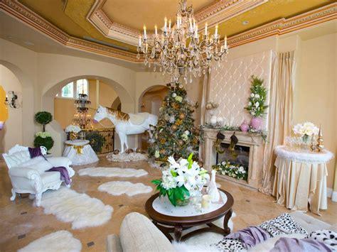Celebrity Holiday Homes  Hgtv