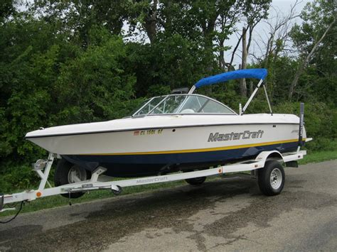 Mastercraft Boats For Sale In Kansas by 2001 Mastercraft Prostar 205v For Sale In Shawnee Kansas