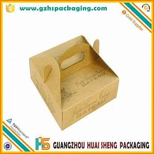 food packaging box design templates cake box with handle With food packaging design templates