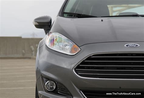 Review: 2014 Ford Fiesta Hatchback (With Video) - The