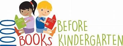 Kindergarten Books Before 1000 Clipart Library Reading